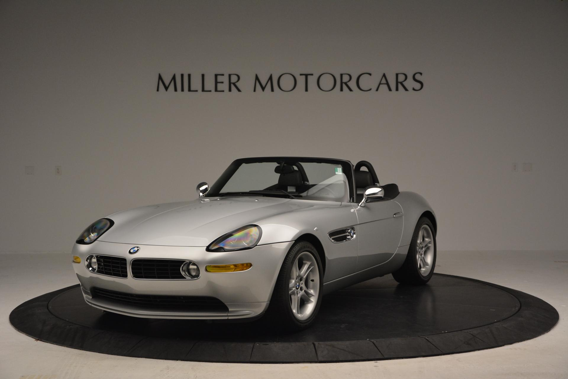 Used 2000 BMW Z8 for sale Sold at Rolls-Royce Motor Cars Greenwich in Greenwich CT 06830 1