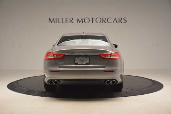 New 2017 Maserati Quattroporte SQ4 for sale Sold at Rolls-Royce Motor Cars Greenwich in Greenwich CT 06830 6
