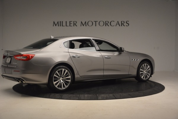 New 2017 Maserati Quattroporte SQ4 for sale Sold at Rolls-Royce Motor Cars Greenwich in Greenwich CT 06830 8