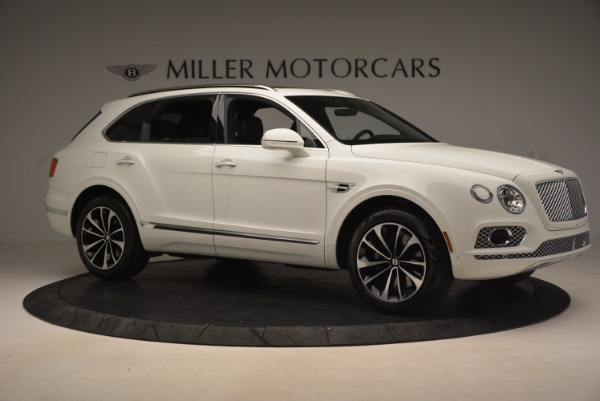 Used 2017 Bentley Bentayga for sale Sold at Rolls-Royce Motor Cars Greenwich in Greenwich CT 06830 10