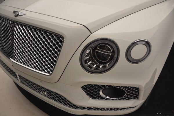 Used 2017 Bentley Bentayga for sale Sold at Rolls-Royce Motor Cars Greenwich in Greenwich CT 06830 14