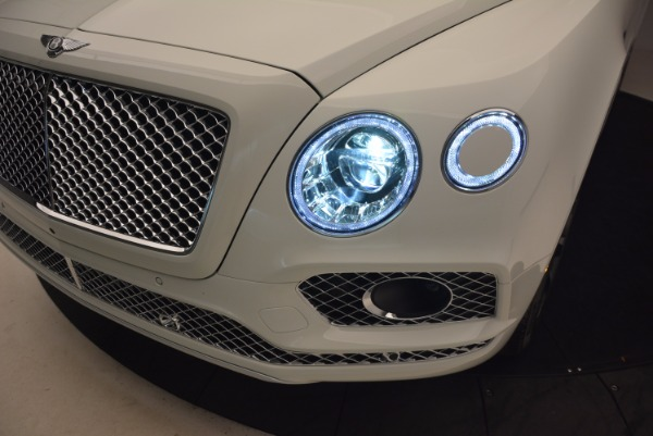 Used 2017 Bentley Bentayga for sale Sold at Rolls-Royce Motor Cars Greenwich in Greenwich CT 06830 16