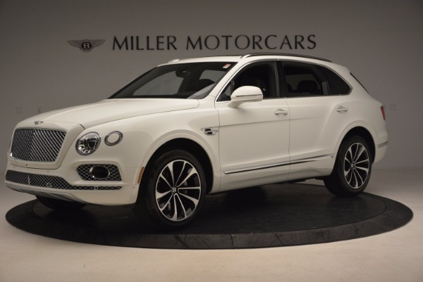 Used 2017 Bentley Bentayga for sale Sold at Rolls-Royce Motor Cars Greenwich in Greenwich CT 06830 2