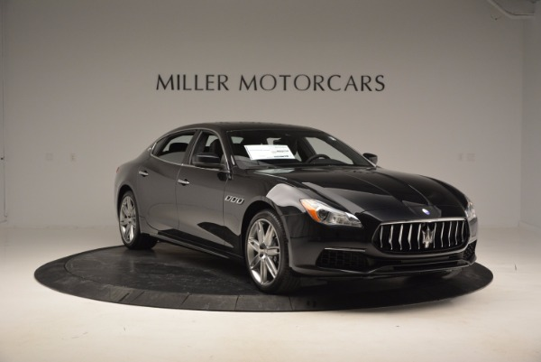 New 2017 Maserati Quattroporte S Q4 for sale Sold at Rolls-Royce Motor Cars Greenwich in Greenwich CT 06830 11