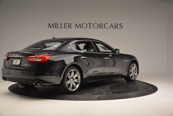 New 2017 Maserati Quattroporte S Q4 for sale Sold at Rolls-Royce Motor Cars Greenwich in Greenwich CT 06830 8