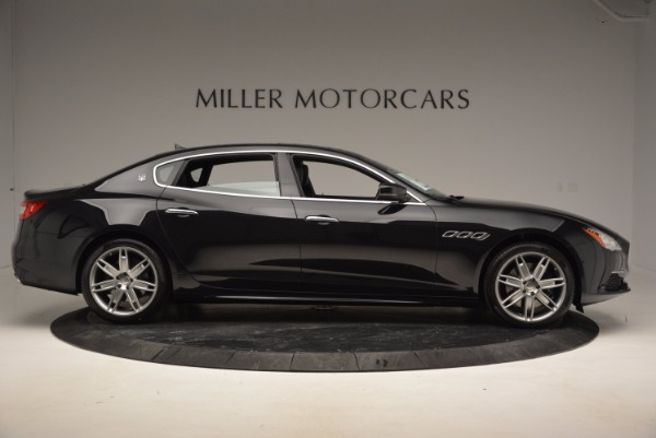 New 2017 Maserati Quattroporte S Q4 for sale Sold at Rolls-Royce Motor Cars Greenwich in Greenwich CT 06830 9