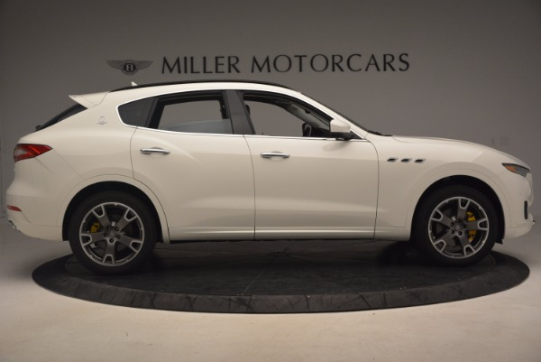 New 2017 Maserati Levante S Q4 for sale Sold at Rolls-Royce Motor Cars Greenwich in Greenwich CT 06830 9