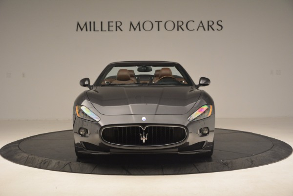Used 2012 Maserati GranTurismo Sport for sale Sold at Rolls-Royce Motor Cars Greenwich in Greenwich CT 06830 12