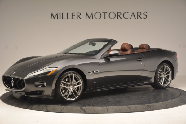 Used 2012 Maserati GranTurismo Sport for sale Sold at Rolls-Royce Motor Cars Greenwich in Greenwich CT 06830 2