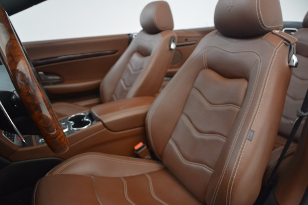 Used 2012 Maserati GranTurismo Sport for sale Sold at Rolls-Royce Motor Cars Greenwich in Greenwich CT 06830 23