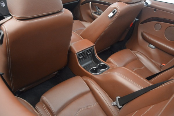 Used 2012 Maserati GranTurismo Sport for sale Sold at Rolls-Royce Motor Cars Greenwich in Greenwich CT 06830 24