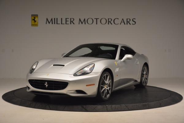 Used 2012 Ferrari California for sale Sold at Rolls-Royce Motor Cars Greenwich in Greenwich CT 06830 13