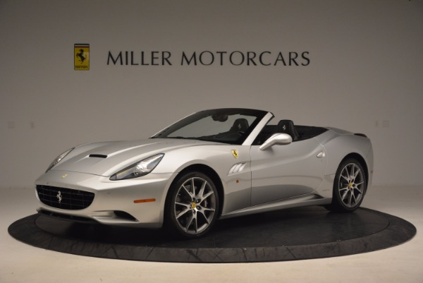 Used 2012 Ferrari California for sale Sold at Rolls-Royce Motor Cars Greenwich in Greenwich CT 06830 2