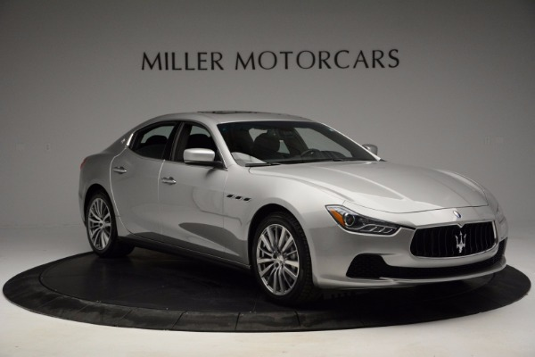 Used 2014 Maserati Ghibli for sale Sold at Rolls-Royce Motor Cars Greenwich in Greenwich CT 06830 10