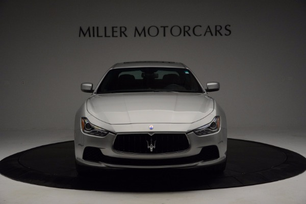 Used 2014 Maserati Ghibli for sale Sold at Rolls-Royce Motor Cars Greenwich in Greenwich CT 06830 11