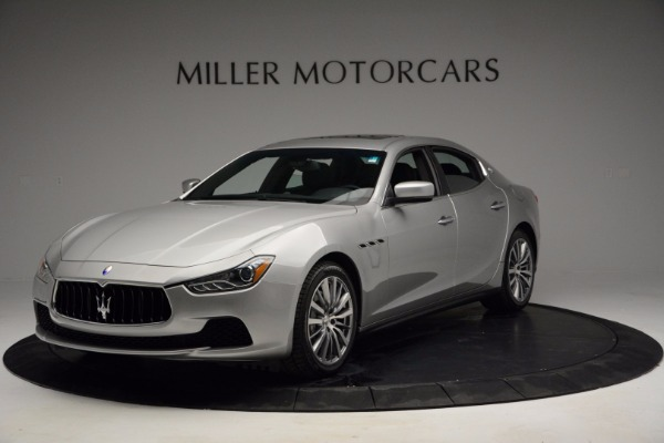 Used 2014 Maserati Ghibli for sale Sold at Rolls-Royce Motor Cars Greenwich in Greenwich CT 06830 12