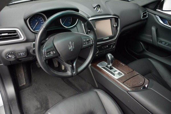 Used 2014 Maserati Ghibli for sale Sold at Rolls-Royce Motor Cars Greenwich in Greenwich CT 06830 13