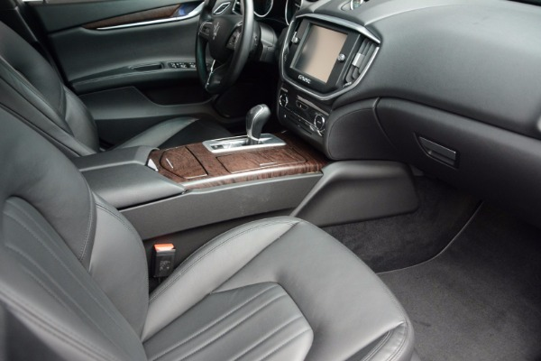 Used 2014 Maserati Ghibli for sale Sold at Rolls-Royce Motor Cars Greenwich in Greenwich CT 06830 19