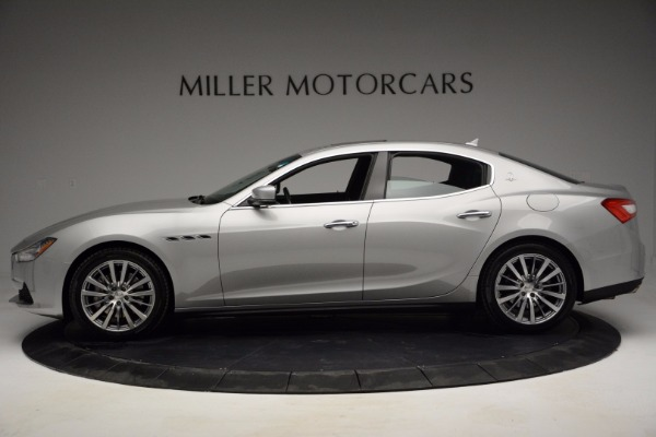 Used 2014 Maserati Ghibli for sale Sold at Rolls-Royce Motor Cars Greenwich in Greenwich CT 06830 2
