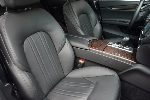 Used 2014 Maserati Ghibli for sale Sold at Rolls-Royce Motor Cars Greenwich in Greenwich CT 06830 21