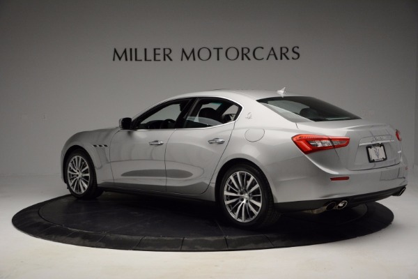 Used 2014 Maserati Ghibli for sale Sold at Rolls-Royce Motor Cars Greenwich in Greenwich CT 06830 3
