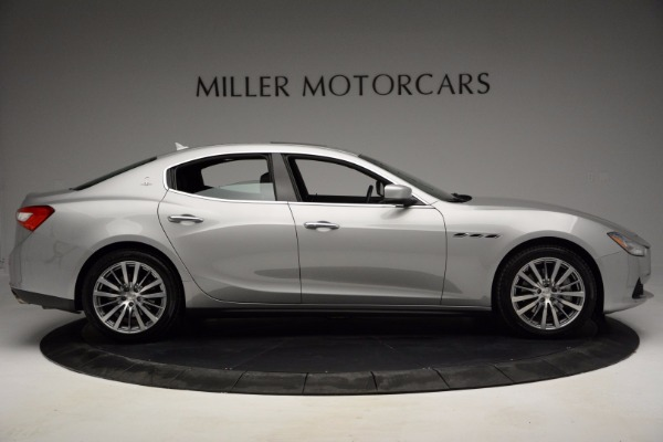 Used 2014 Maserati Ghibli for sale Sold at Rolls-Royce Motor Cars Greenwich in Greenwich CT 06830 8