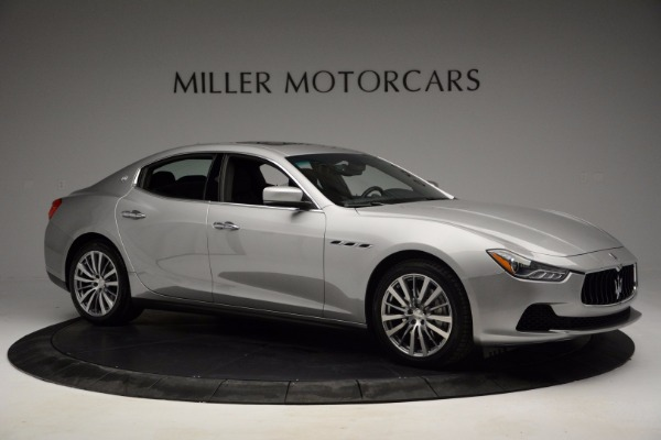 Used 2014 Maserati Ghibli for sale Sold at Rolls-Royce Motor Cars Greenwich in Greenwich CT 06830 9