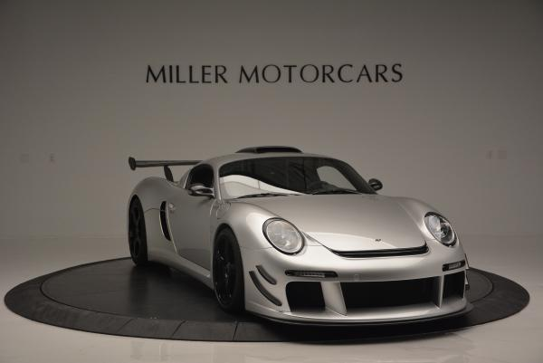 Used 2012 Porsche RUF CTR-3 Clubsport for sale Sold at Rolls-Royce Motor Cars Greenwich in Greenwich CT 06830 14