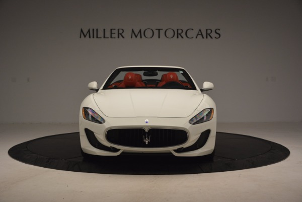Used 2016 Maserati GranTurismo Sport for sale Sold at Rolls-Royce Motor Cars Greenwich in Greenwich CT 06830 12