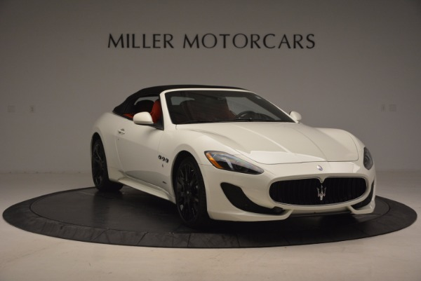 Used 2016 Maserati GranTurismo Sport for sale Sold at Rolls-Royce Motor Cars Greenwich in Greenwich CT 06830 23