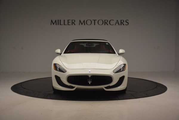 Used 2016 Maserati GranTurismo Sport for sale Sold at Rolls-Royce Motor Cars Greenwich in Greenwich CT 06830 24
