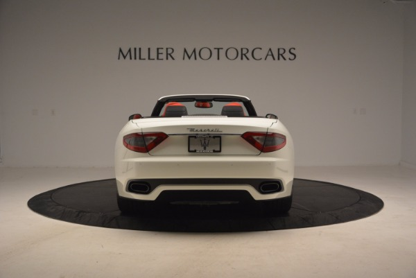 Used 2016 Maserati GranTurismo Sport for sale Sold at Rolls-Royce Motor Cars Greenwich in Greenwich CT 06830 6