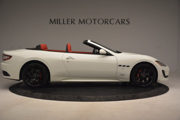 Used 2016 Maserati GranTurismo Sport for sale Sold at Rolls-Royce Motor Cars Greenwich in Greenwich CT 06830 9