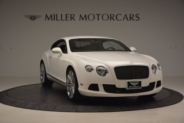 Used 2014 Bentley Continental GT Speed for sale Sold at Rolls-Royce Motor Cars Greenwich in Greenwich CT 06830 12