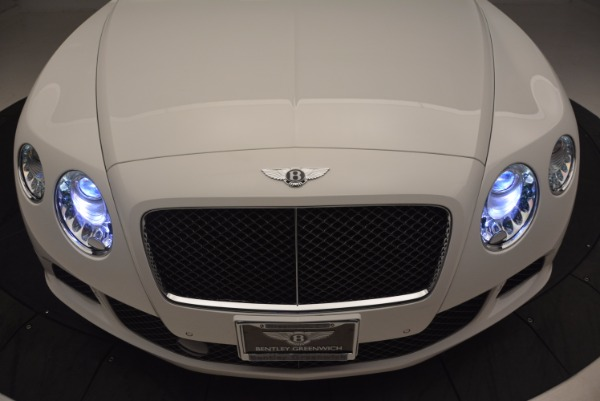 Used 2014 Bentley Continental GT Speed for sale Sold at Rolls-Royce Motor Cars Greenwich in Greenwich CT 06830 15