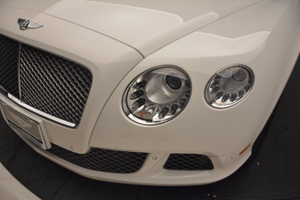 Used 2014 Bentley Continental GT Speed for sale Sold at Rolls-Royce Motor Cars Greenwich in Greenwich CT 06830 17