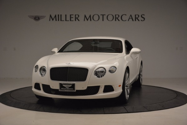 Used 2014 Bentley Continental GT Speed for sale Sold at Rolls-Royce Motor Cars Greenwich in Greenwich CT 06830 1