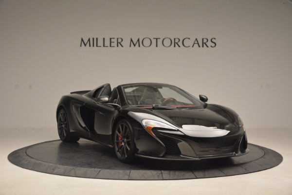 Used 2016 McLaren 650S Spider for sale Sold at Rolls-Royce Motor Cars Greenwich in Greenwich CT 06830 11