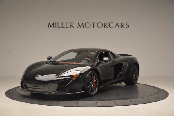 Used 2016 McLaren 650S Spider for sale Sold at Rolls-Royce Motor Cars Greenwich in Greenwich CT 06830 13