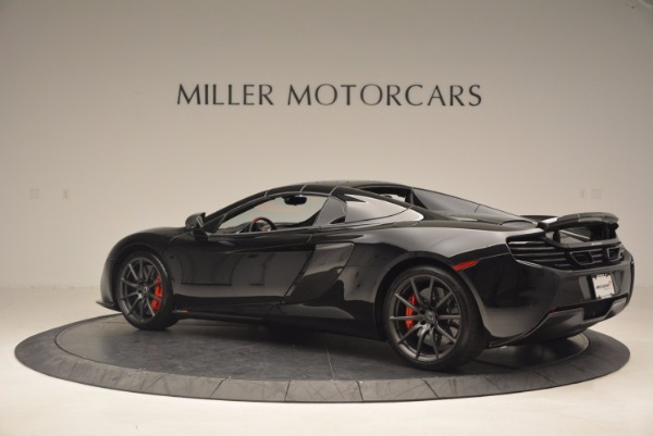Used 2016 McLaren 650S Spider for sale Sold at Rolls-Royce Motor Cars Greenwich in Greenwich CT 06830 15