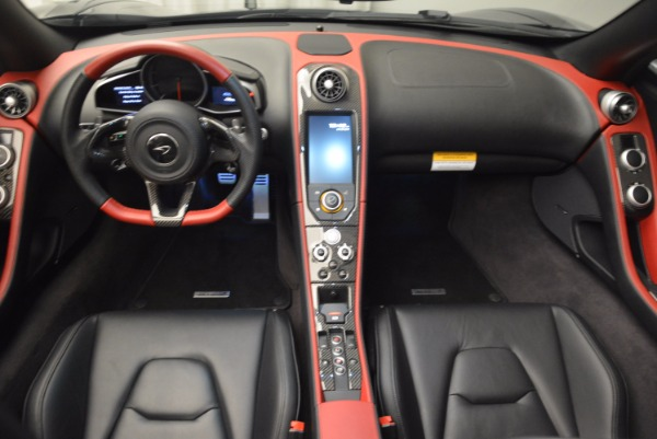 Used 2016 McLaren 650S Spider for sale Sold at Rolls-Royce Motor Cars Greenwich in Greenwich CT 06830 23