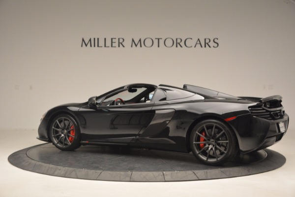 Used 2016 McLaren 650S Spider for sale Sold at Rolls-Royce Motor Cars Greenwich in Greenwich CT 06830 4