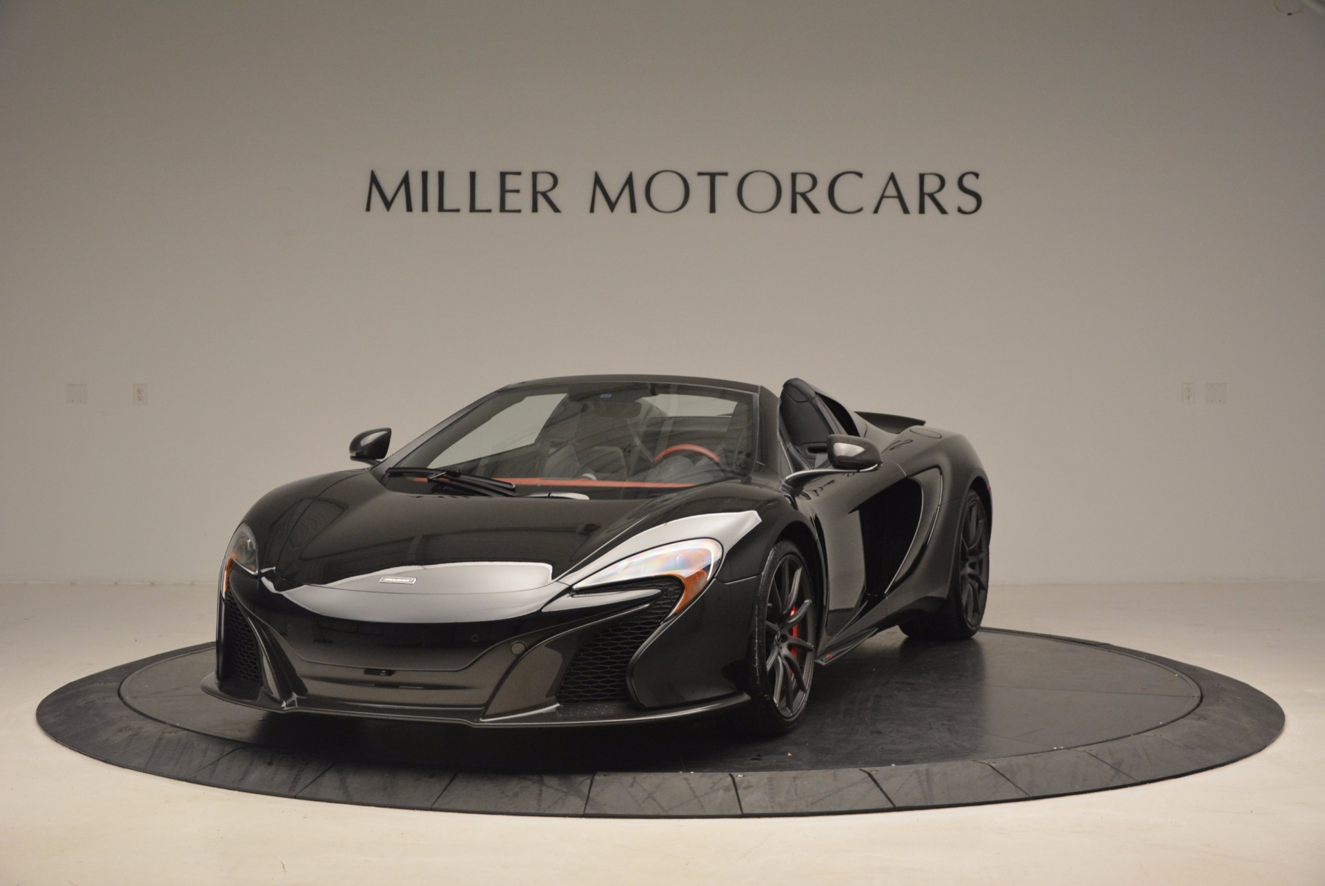 Used 2016 McLaren 650S Spider for sale Sold at Rolls-Royce Motor Cars Greenwich in Greenwich CT 06830 1