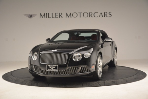 Used 2012 Bentley Continental GT W12 Convertible for sale Sold at Rolls-Royce Motor Cars Greenwich in Greenwich CT 06830 14