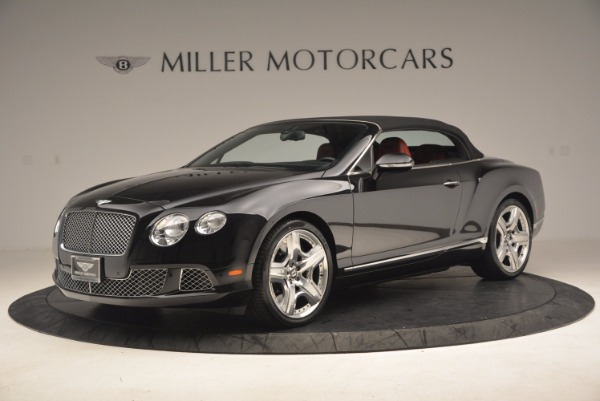 Used 2012 Bentley Continental GT W12 Convertible for sale Sold at Rolls-Royce Motor Cars Greenwich in Greenwich CT 06830 15