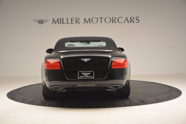 Used 2012 Bentley Continental GT W12 Convertible for sale Sold at Rolls-Royce Motor Cars Greenwich in Greenwich CT 06830 19