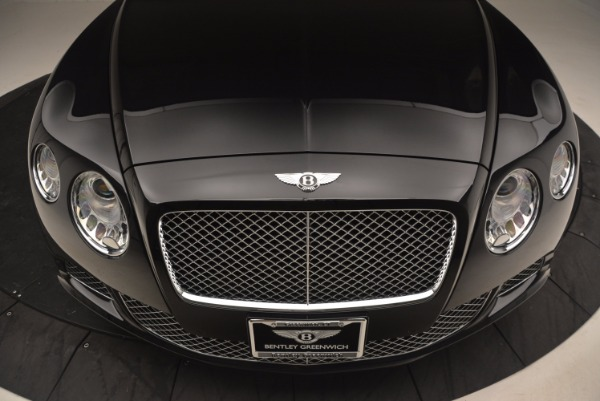 Used 2012 Bentley Continental GT W12 Convertible for sale Sold at Rolls-Royce Motor Cars Greenwich in Greenwich CT 06830 25