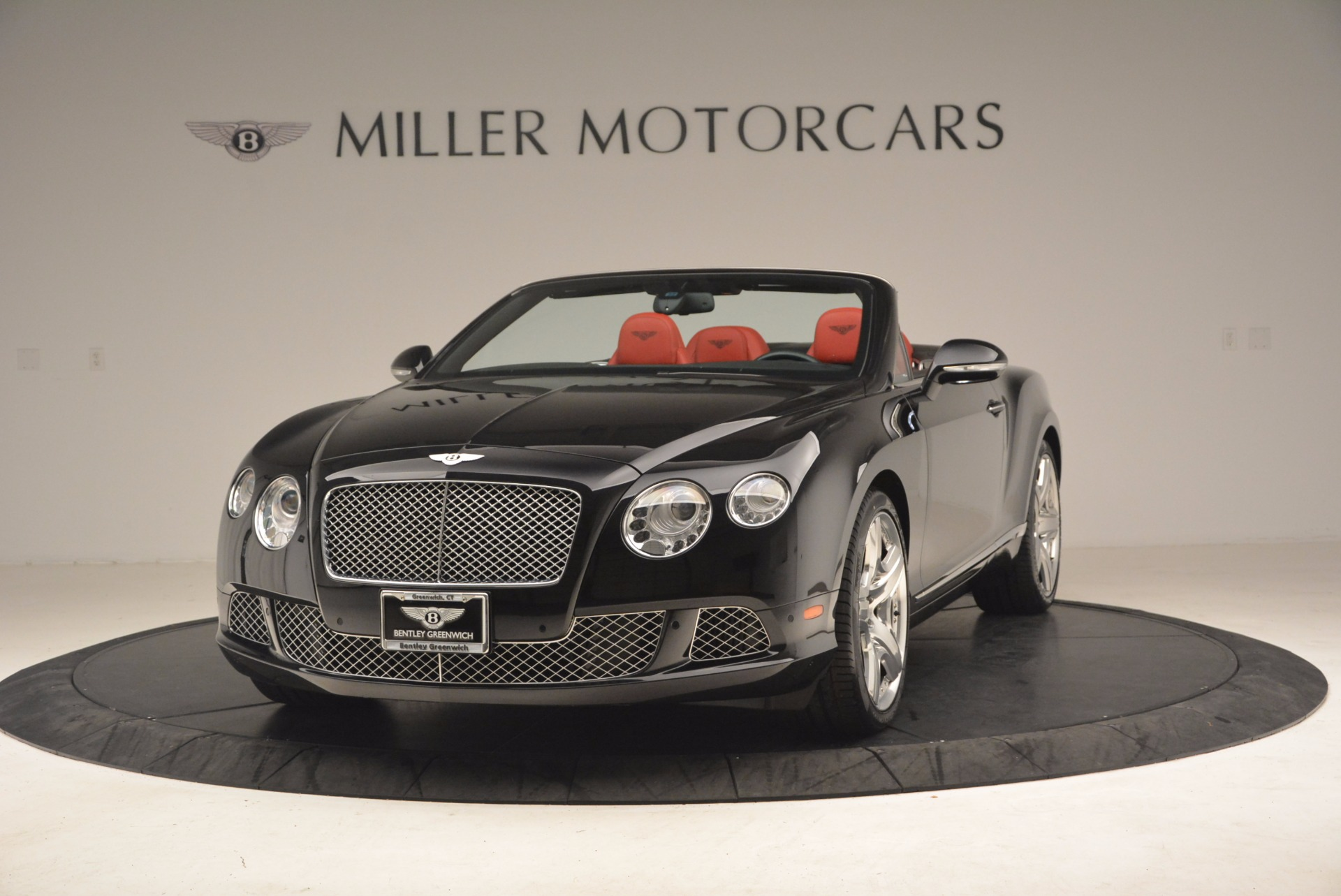 Used 2012 Bentley Continental GT W12 Convertible for sale Sold at Rolls-Royce Motor Cars Greenwich in Greenwich CT 06830 1