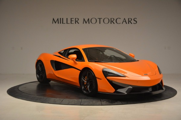 New 2017 McLaren 570S for sale Sold at Rolls-Royce Motor Cars Greenwich in Greenwich CT 06830 11