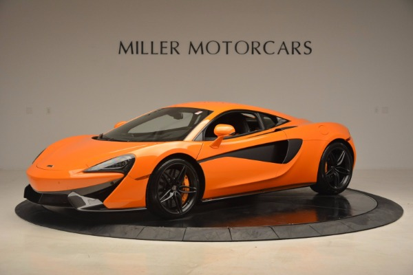 New 2017 McLaren 570S for sale Sold at Rolls-Royce Motor Cars Greenwich in Greenwich CT 06830 2